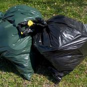 وجد شنطه سوداء في صندوق القمامة وعندما فتحها اكتشف ما لم تتخيله «قصة»