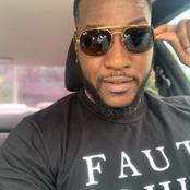 L'acteur Landry Gnamba: