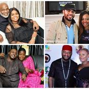 Relationship Goals: 10 Nigerian Actors Who Have Been Married For Over A Decade