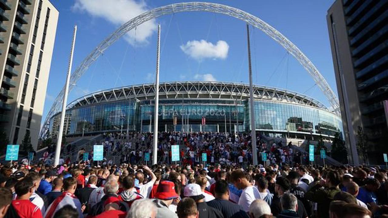 Teenage Wembley steward admits stealing lanyards to sell to ticketless fans at Euro 2020 final