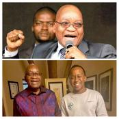 Check Who's The Most Recent Person To Visit The Nkandla Mansion and Have Tea With Jacob Zuma!