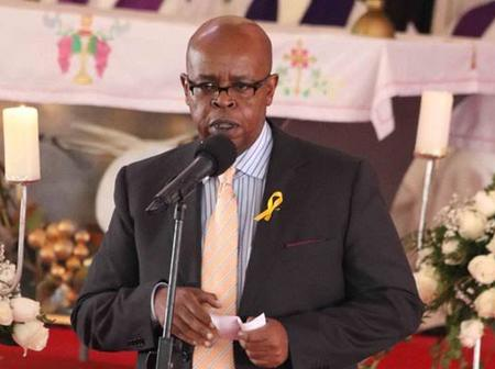 Details About Jimmy Kibaki, Son To Former President Mwai Kibaki