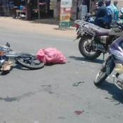 Bonon: une collision entre un taxi-moto  et un cycliste fait un mort sur-le- champ