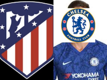 Report: Atletico Madrid Could Announce The Signing Of Chelsea World-Class Attacker