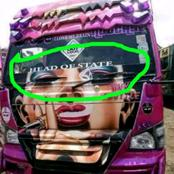 What Was Written on This Matatu That Has Sparked Mixed Reactions From Police and Kenyans