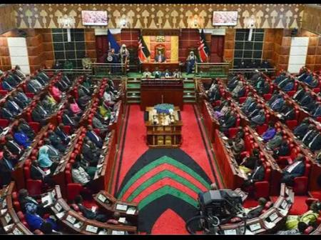 Kenyans Mourn Death of Another Top MP