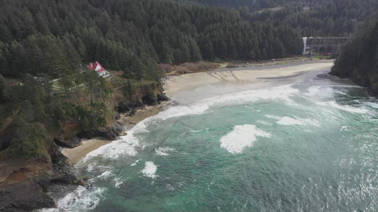 5.7 earthquake hits 127 miles off Oregon coast, no tsunami