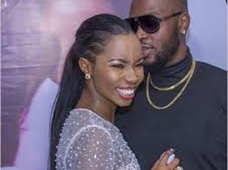 15+ Loved-Up Photos Of The Best BBNaija Couple Ever: Bambam & Teddy A To Prove They Are The Best!