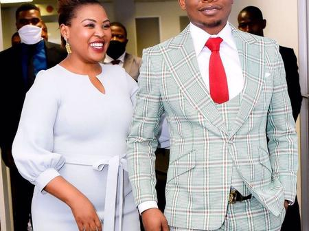 Here is the Message from Prophet Shephard  Bushiri Thanking His fans