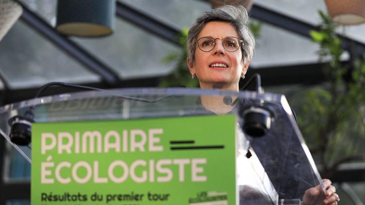 Primaire écologiste : qui est Sandrine Rousseau, qualifiée surprise pour le second tour ?