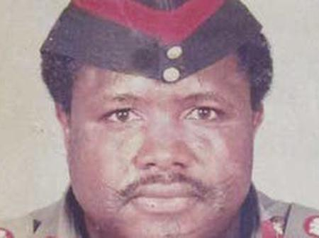 Meet 4 Generals from Zuru, who became famous under IBB and Abacha