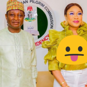 Between Tonto Dikeh And Nigeria Christian Pilgrim Commission, Who's Side Does Truth Lies?