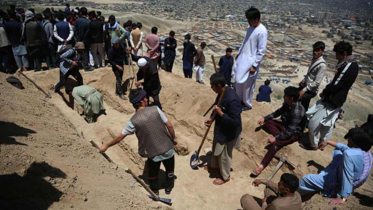 Taliban declares three-day Eid ceasefire after Afghanistan school bomb attacks