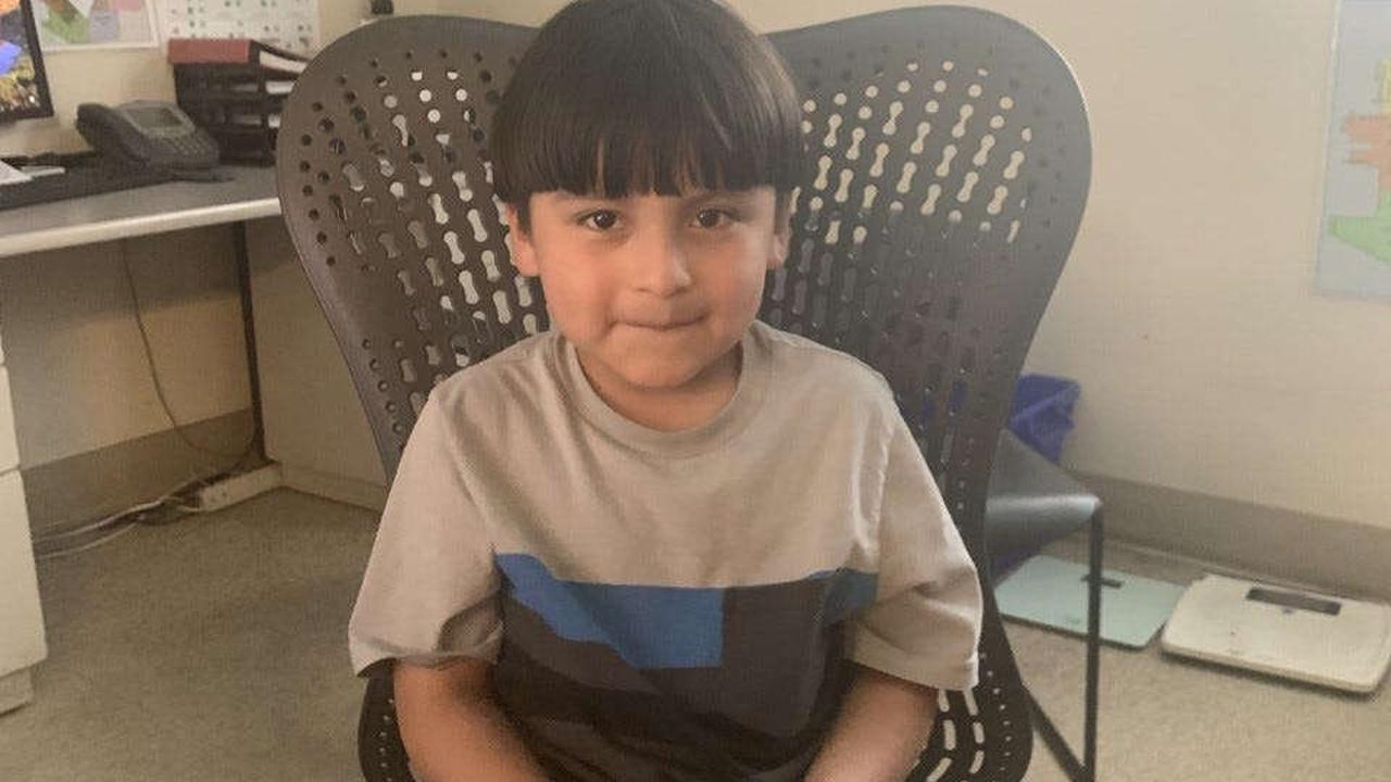 The family of a lost boy who was found Sunday has been located, Milwaukee police say