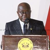 President Akufo-Addo gave this relief message to all Ghanaians – Read and share to all.