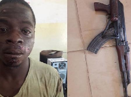 Roadside armed robber shot dead in Savana Region