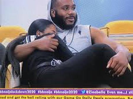 Bb naija: Erica and Kidd continue their relationship outside the house.