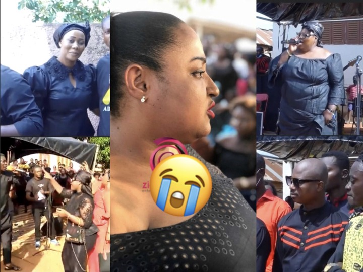 343b669e3cd4a7a2ccfb69b6b05c2360?quality=uhq&resize=720 - (Photos) Exclusive Photos Of How Kumawood Stars Reunited Once Again To Mourn With Their Producer