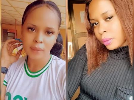 See The Beautiful Pictures of The NYSC Member Who Hacked Her Boyfriend To Death.