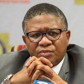 Fikile Mbalula Under Serious Fire For Being 'Rude' To Someone Who Was Complaining About Poor Service