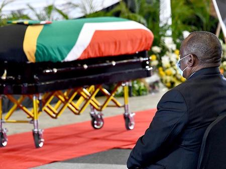 ANC Officials Have Graduated to a Higher Degree in Corruption, They Defraud Even Funerals (Opinion)