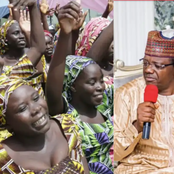 Good News: Reactions As Gunmen Released Kidnapped 317 Secondary School Girls