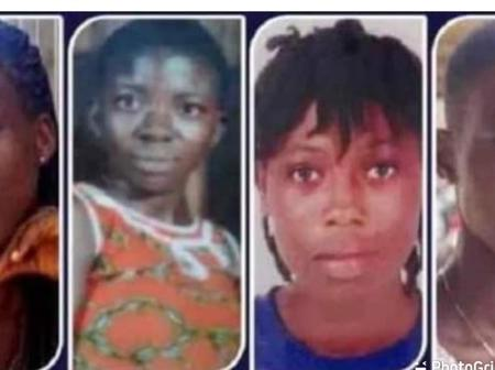 BREAKING] Death Sentence: Kidnappers of the four Takoradi girls sentenced to death.
