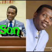 Pastor Enouch Adeboye Is 79 Years Old Today, See Photos Of His Wife, Three Sons And Only Daughter