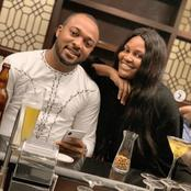 See Beautiful Pictures of Chizzy Alichi and her husband