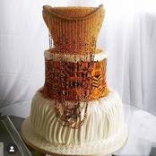 Watch:African Inspired Wedding Cakes