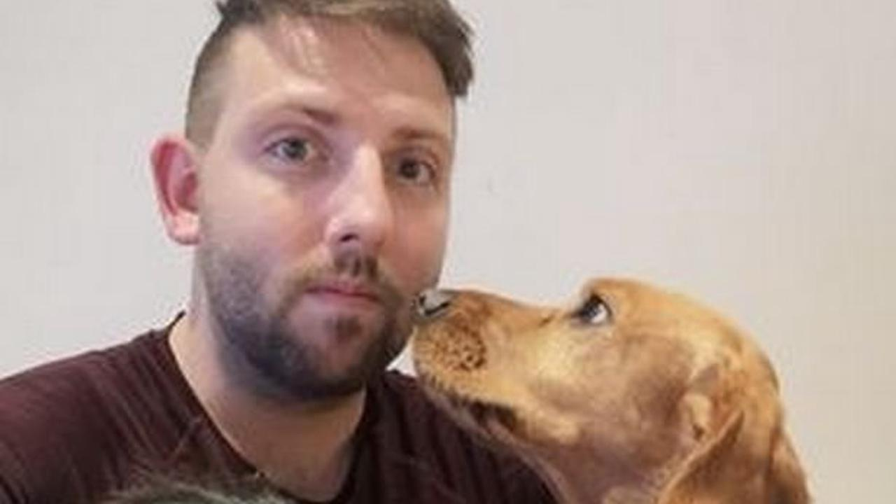 Man and his dogs left homeless with nowhere to go