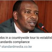NSC and KEBS Said This About Standard Quality and Assurance