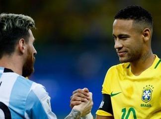 Neymar: Messi est mon idole et Cristiano un monstre
