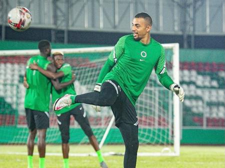 Switzerland-born Super Eagles goalkeeper celebrates 27th birthday