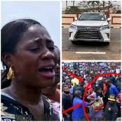 Reactions As Nigerian Prophetess Sold Car Worth Sixty Million Naira(N60,000,000), To Do This