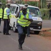 3 Traffic Police Officers Busted By Their Boss Collecting Bribe From Drivers