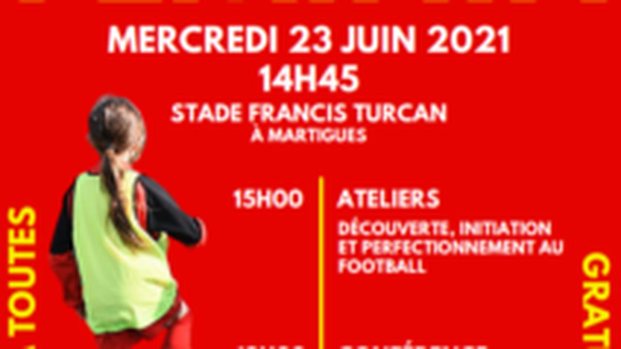 """Le FC Martigues organise la """"Fête du Foot Féminin"""" en présence d'une ex-internationale !"""