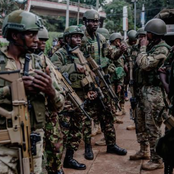 This is Why a KDF Officer Cannot Leave KDF Immediately After Passout