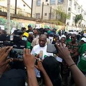 La police empêche le meeting de Jacques Ehouo, ces sympathisants dénoncent un acharnement
