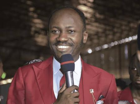 See What Apostle Johnson Suleman Posted Online That Got People Taking