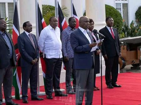 Opinion: The Only People Who Could Rescue Ruto At The Moment