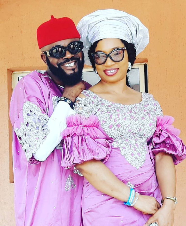 Check out 15 photos of Chief Imo and his wife they celebrate their 10th wedding anniversary 28