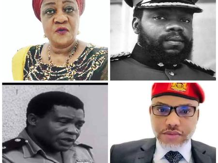 There Will Never Be Biafra Again - Buhari's Aide Says, Shares Video Of When Ojukwu's Men Surrendered