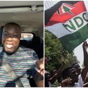 NDC Is Collapsing- Daddy Fred Alleges
