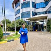 Betty Kyalo's Super Comeback On TV