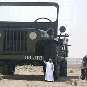 The largest jeep in the world that you can ride is in Abu Dhabi, see photos
