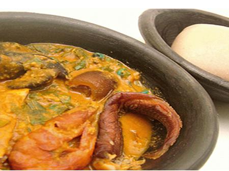 Simple steps on how to prepare Oha Soup