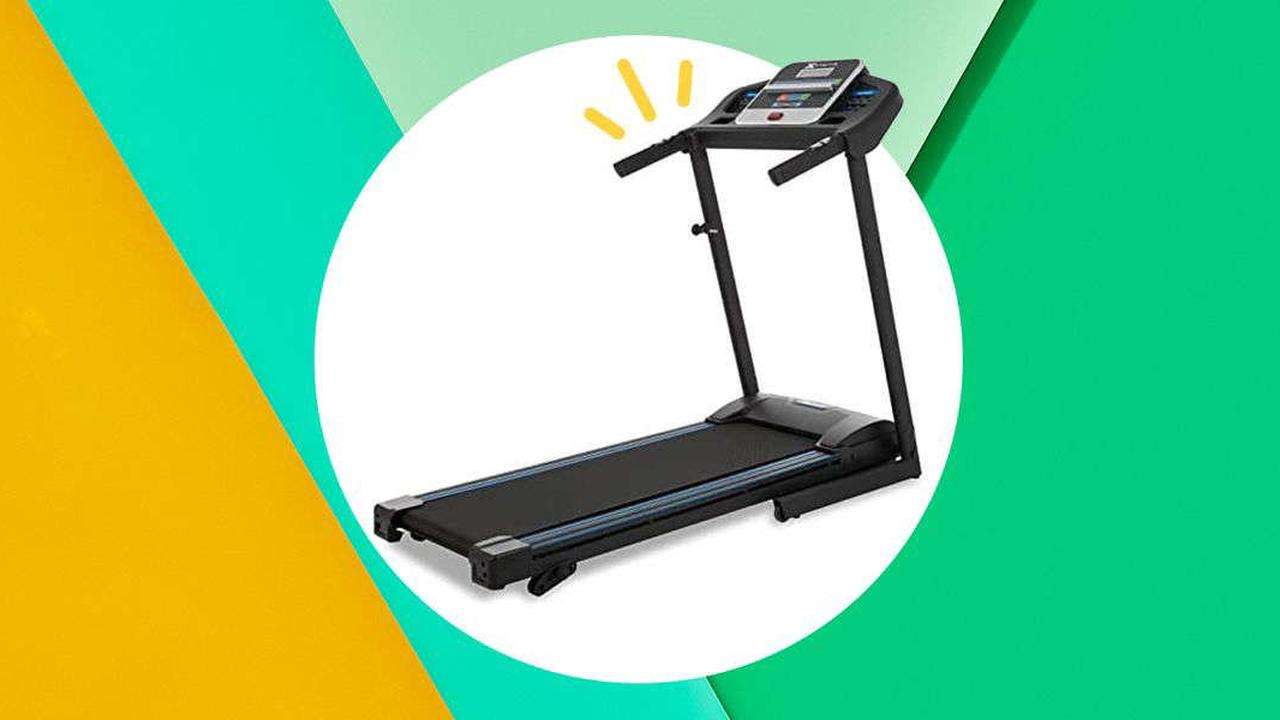 Amazon Just Secretly Took Over $100 Off Its Bestselling Foldable Treadmill