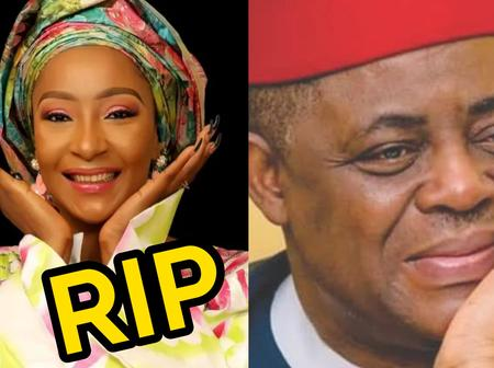 FFK Pays Tribute To The Actress That Died Yesterday