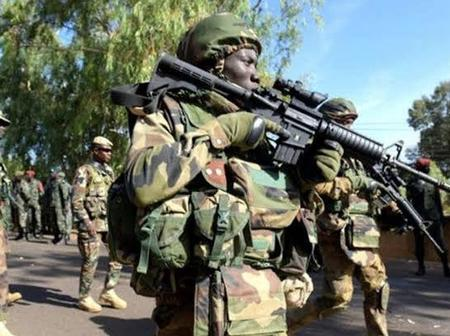 Today's News: Military Eliminates Boko Haram Terrorists In Borno, Popular Billionaire Dies Of COVID-19
